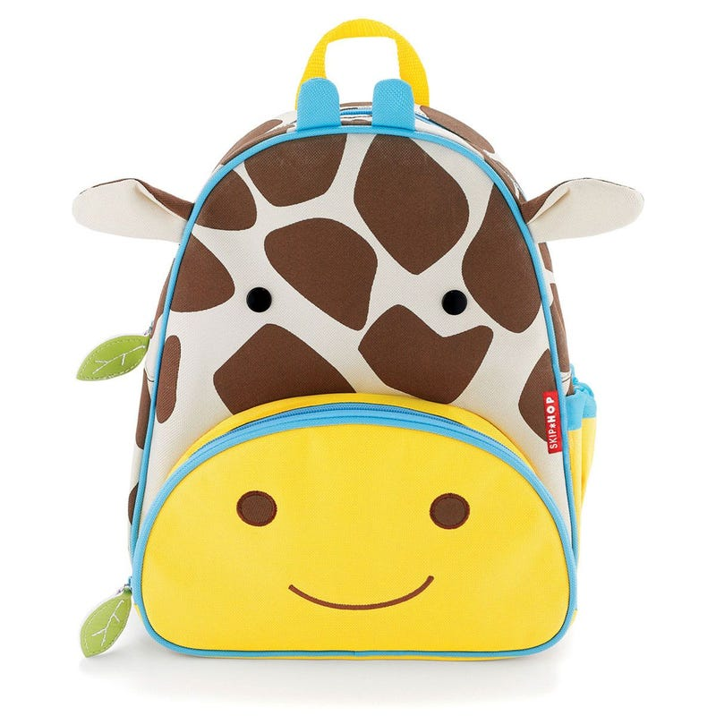 Zoo Little Kid Backpack - Giraffe