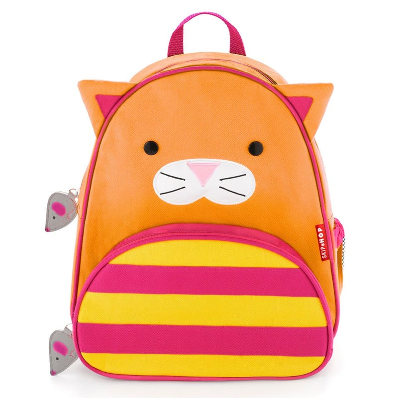 Zoo Little Kid Backpack - Cat