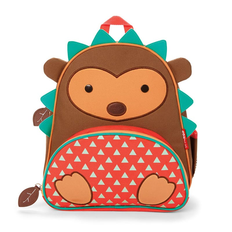 Zoo Little Kid Backpack - Hedgehog