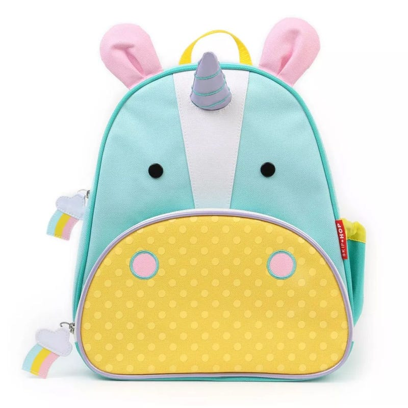 Zoo Little Kid Backpack - Unicorn