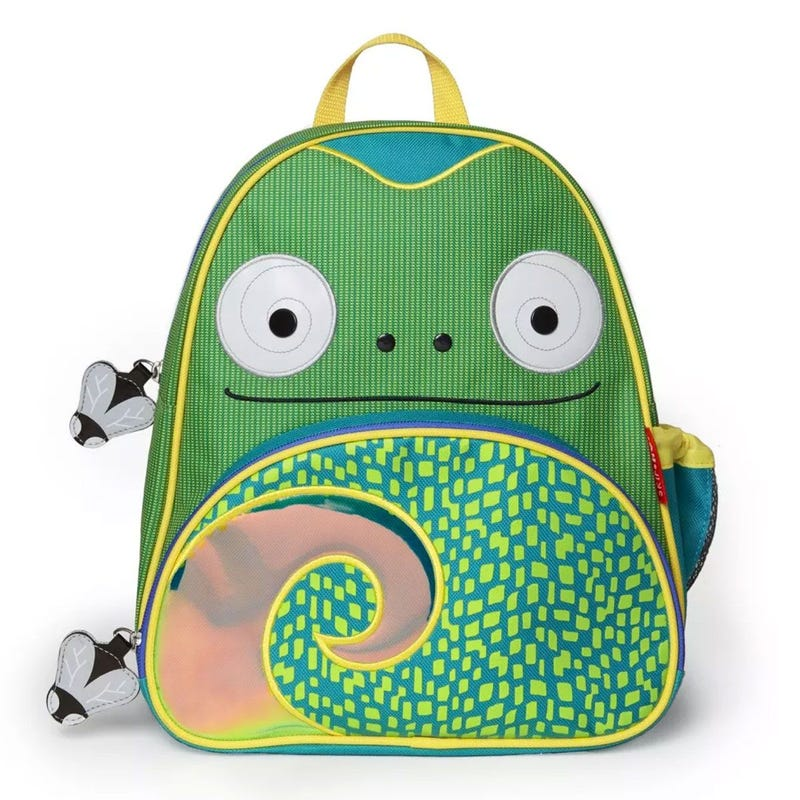 Zoo Little Kid Backpack - Chameleon