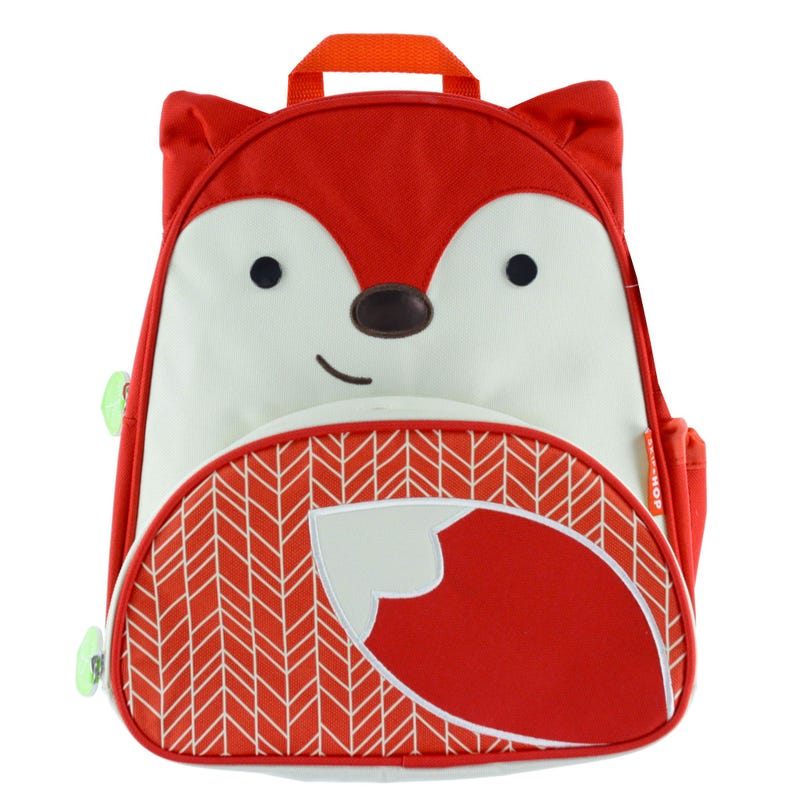 Zoo Little Kid Backpack - Fox