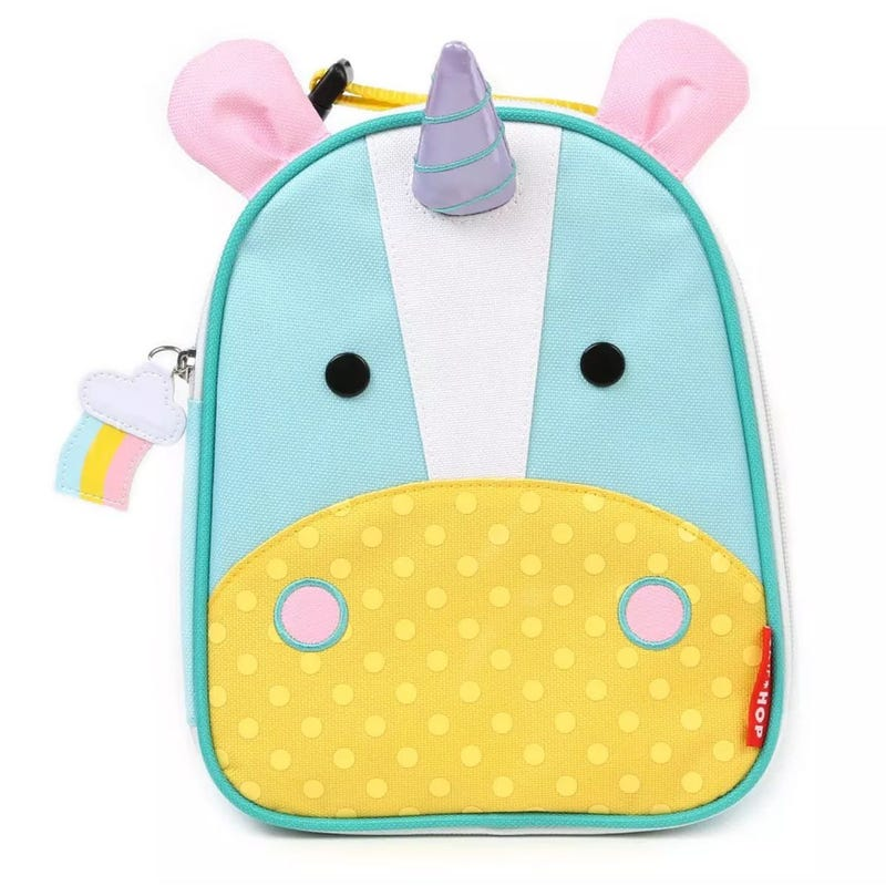 Zoo Lunchie Insulated Kids Lunch Bag - Unicorn