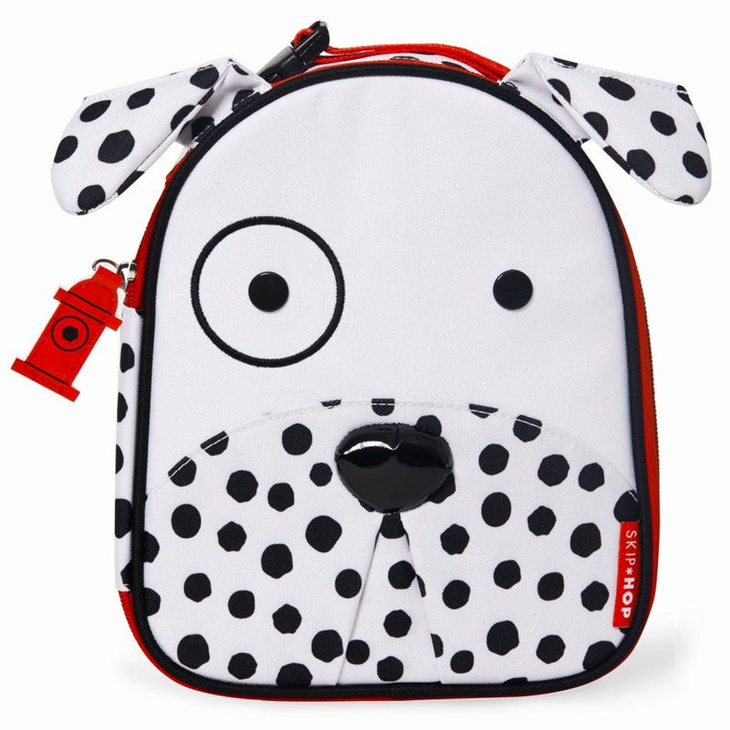 Zoo Lunchie Insulated Kids Lunch Bag - Dalmatian