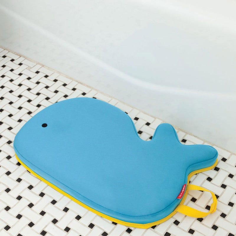 Moby Bath Kneeler - Blue