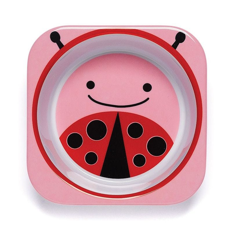 Zoo Little Kid Bowl - Ladybug
