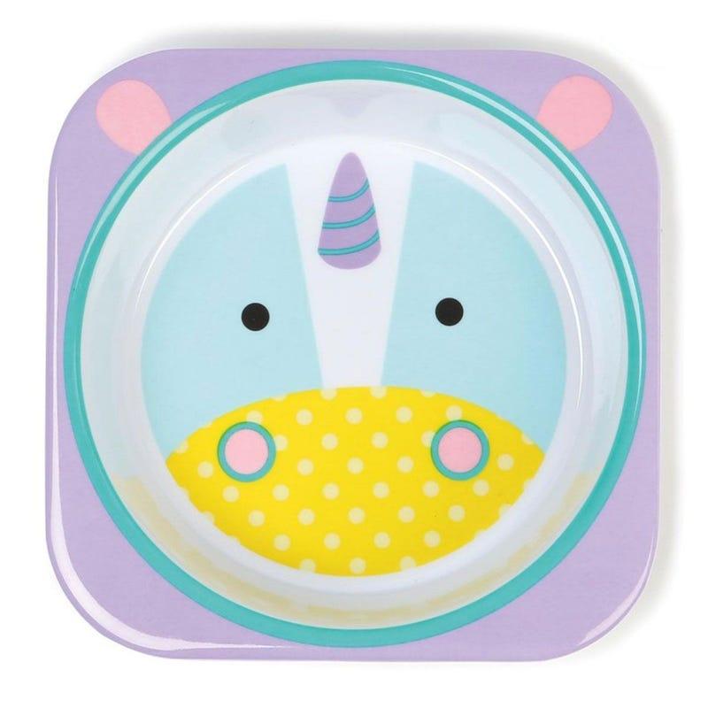 Zoo Little Kid Bowl - Unicorn