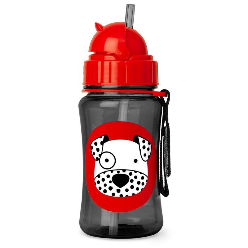 Zoo Straw Bottle - Dalmatian