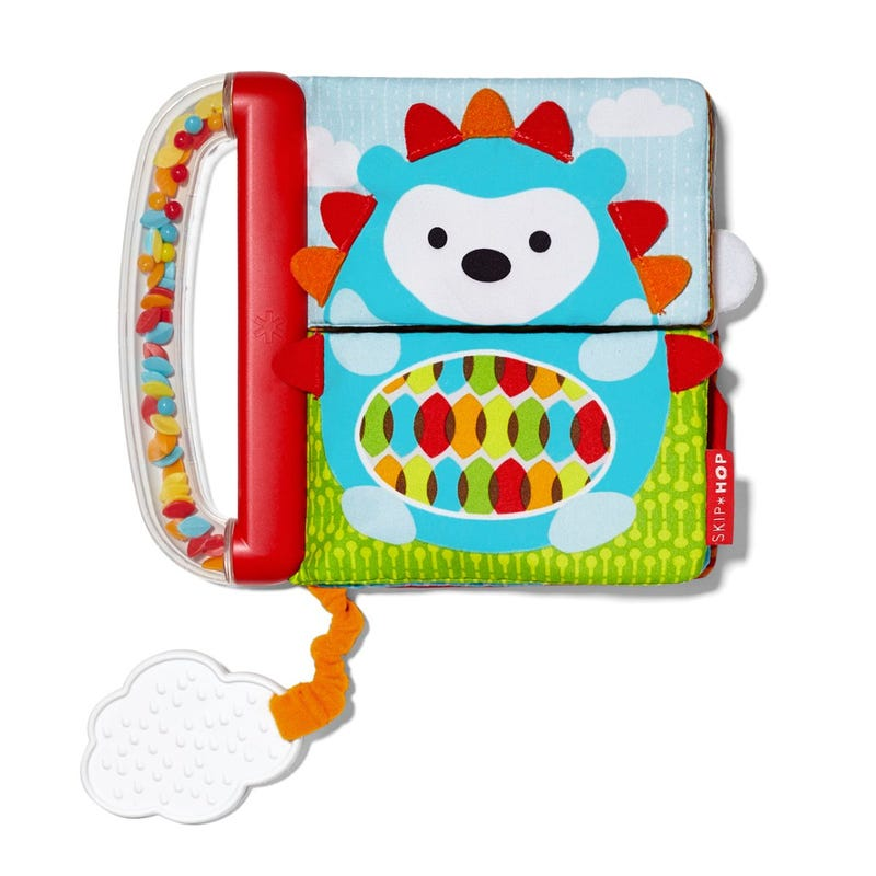 Explore and More Mix and Match Book - Animals