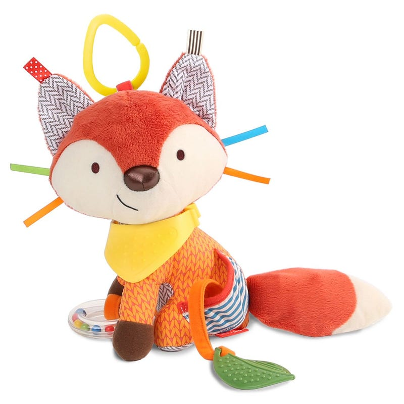 Bandana Buddies Activity Toy - Fox