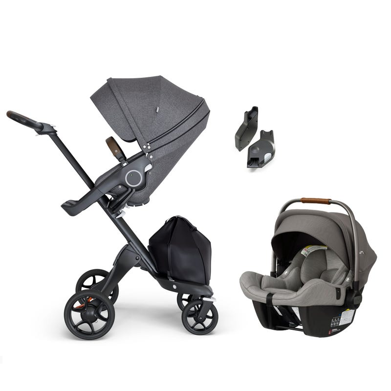 Travel System Xplory - Black