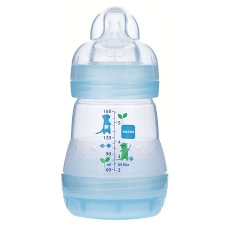 Easy Start Anti-Colic Baby 5oz Bottle - Blue