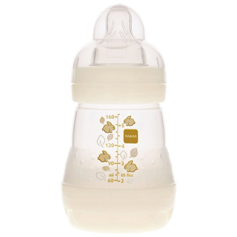 Easy Start Anti-Colic Baby 5oz Bottle - Ivory