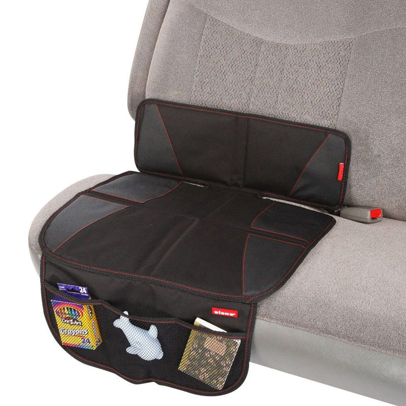 Ultra Mat Car Seat Protector - Black