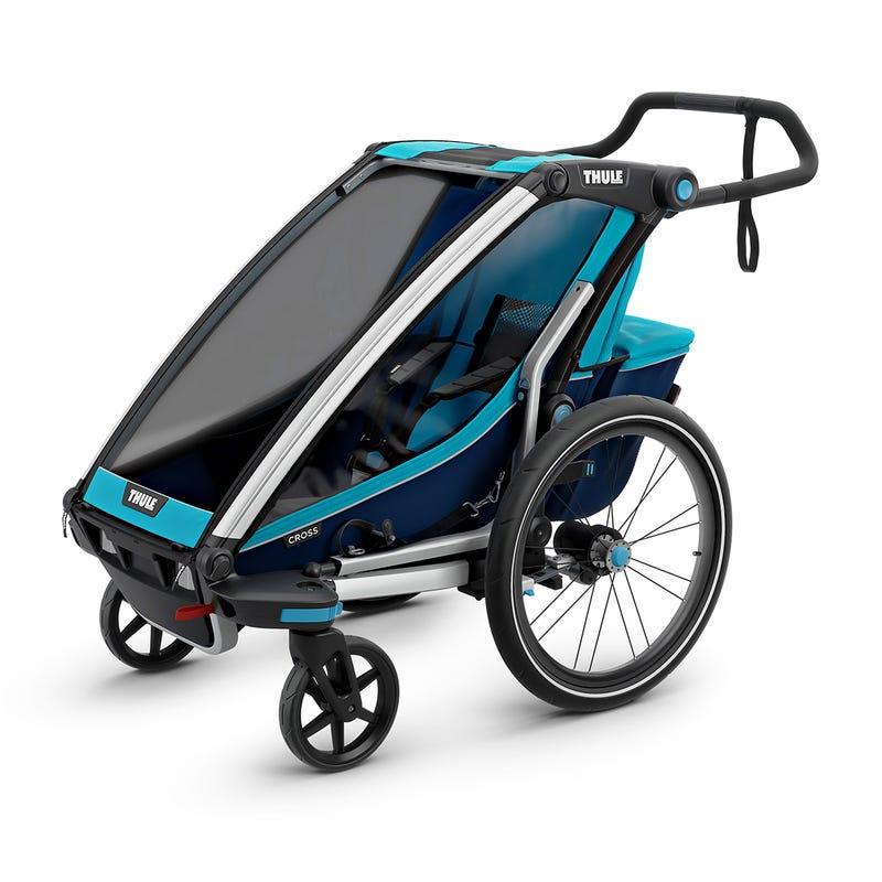 Chariot Cross - Blue
