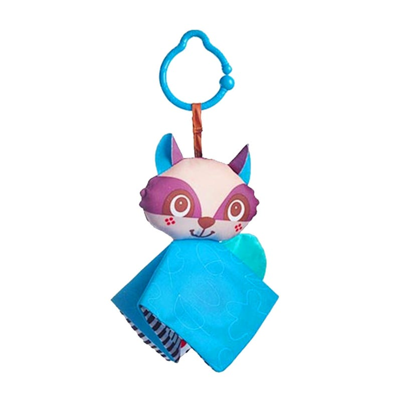 Activity Toy - Crinkly Raccoon