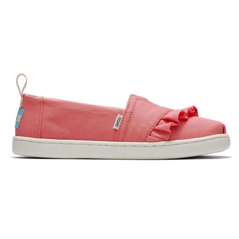 Alpargata Coral Shoe Sizes 12-6
