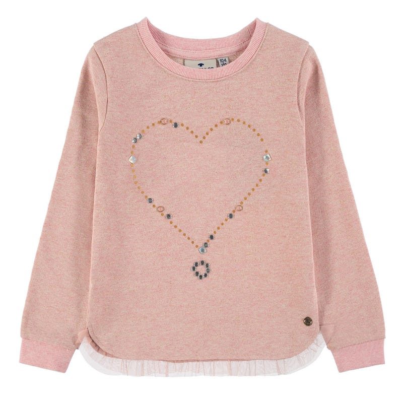Paris Mesh Sweatshirt 2-9