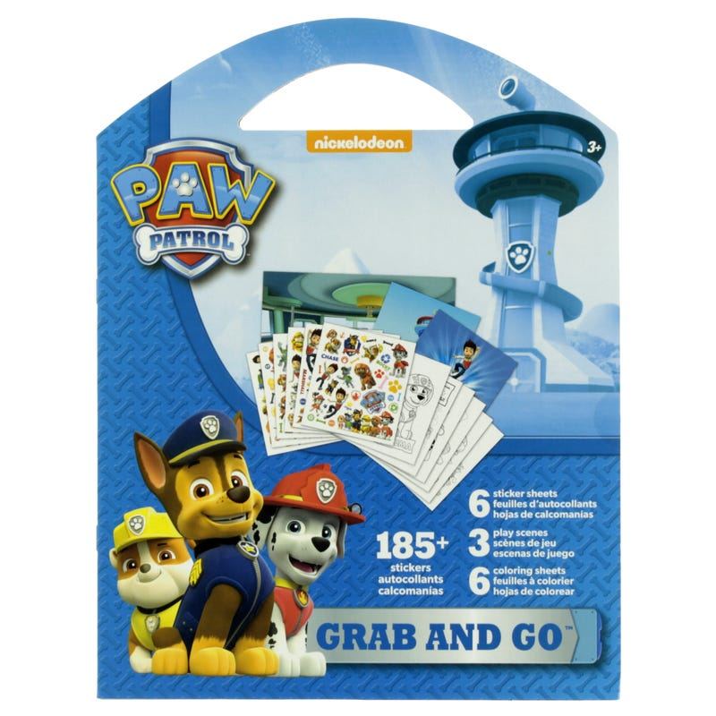 Activity Book - Paw Patrol