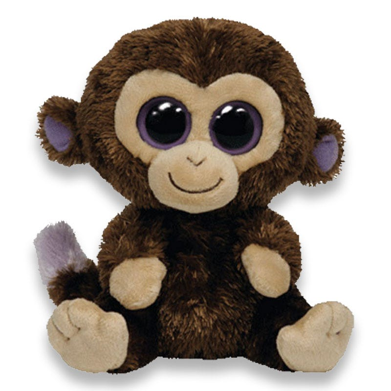 "Plush 6"" - Coconut Monkey"