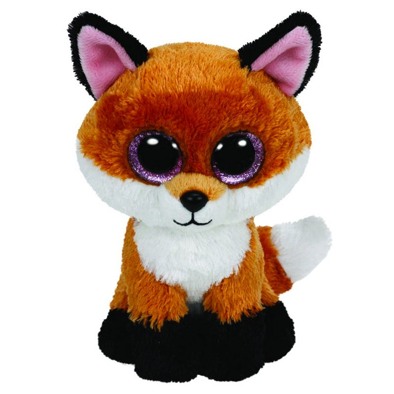 "Plush 7"" - Slick Fox"