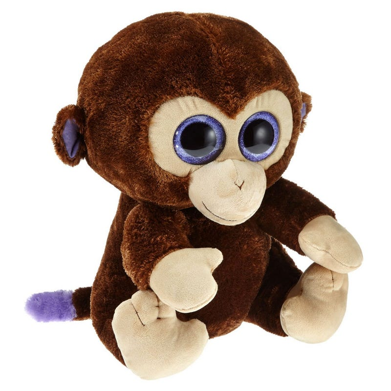 Peluche Singe Coconut Grand