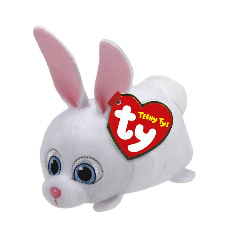 "Teeny Plush 4"" - Snowball"