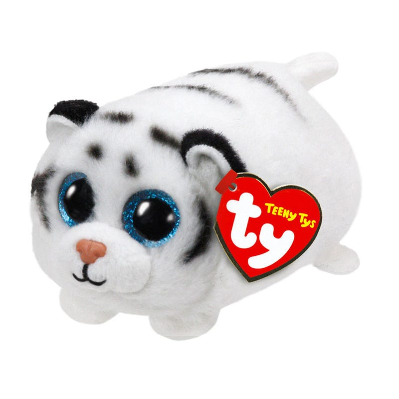 Peluche Tigre Teeny - Blanc