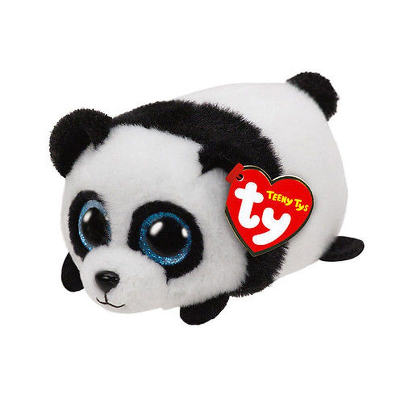 "Teeny Plush 4"" - Puck Panda"