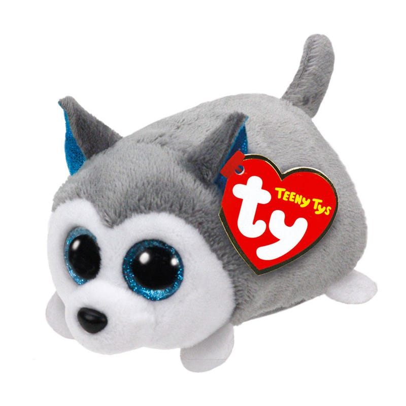 "Teeny Plush 4"" - Prince Husky"