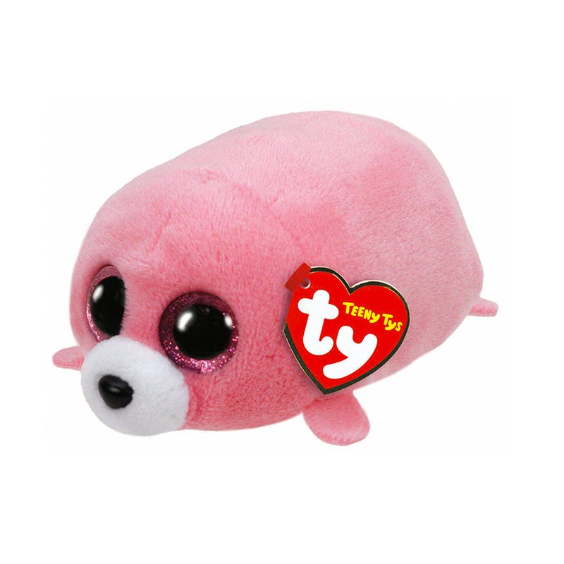 Peluche Phoque - Rose