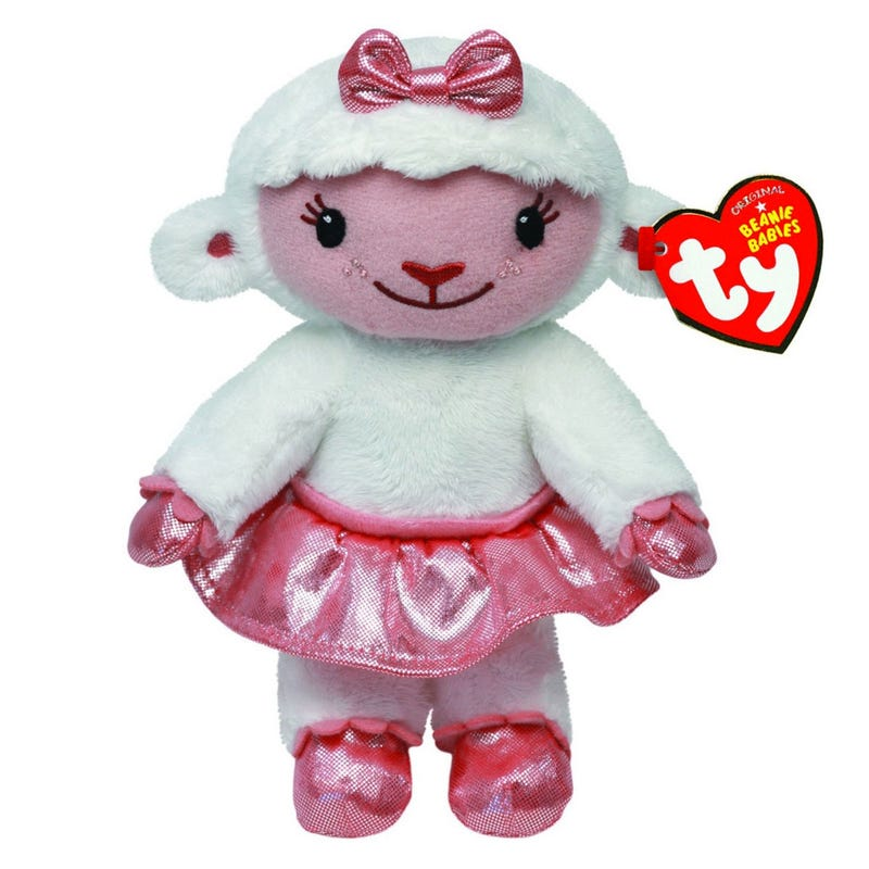 """Plush 8"""" - Lambie Lamb"""