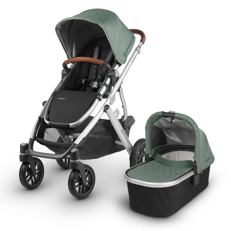 Vista Stroller - Emmett Green