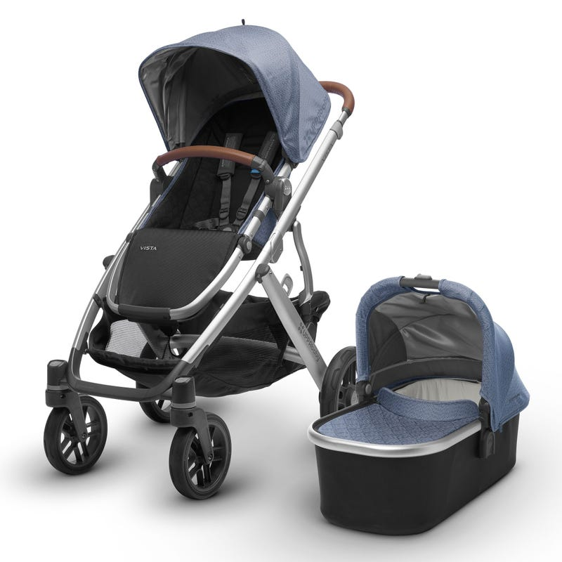 Vista Stroller - Henry Blue