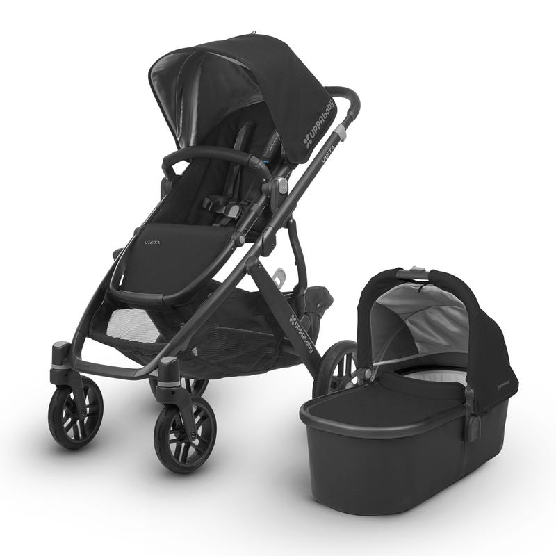 Vista Stroller - Jake Black