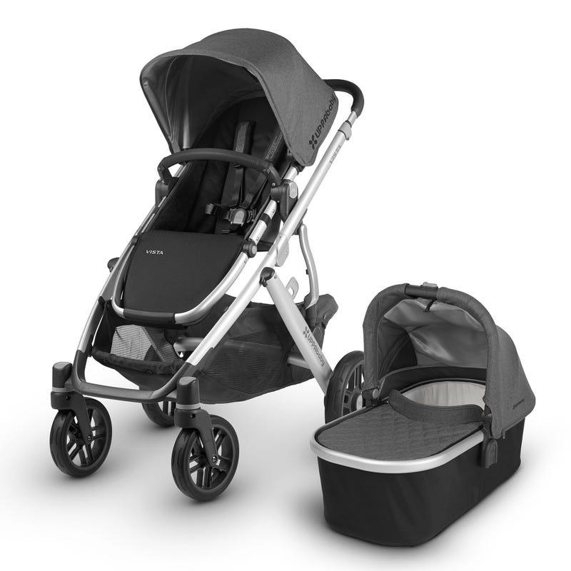 Vista Stroller - Jordan Gray