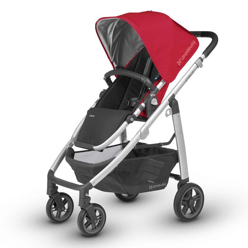 Cruz Stroller - Denny Red