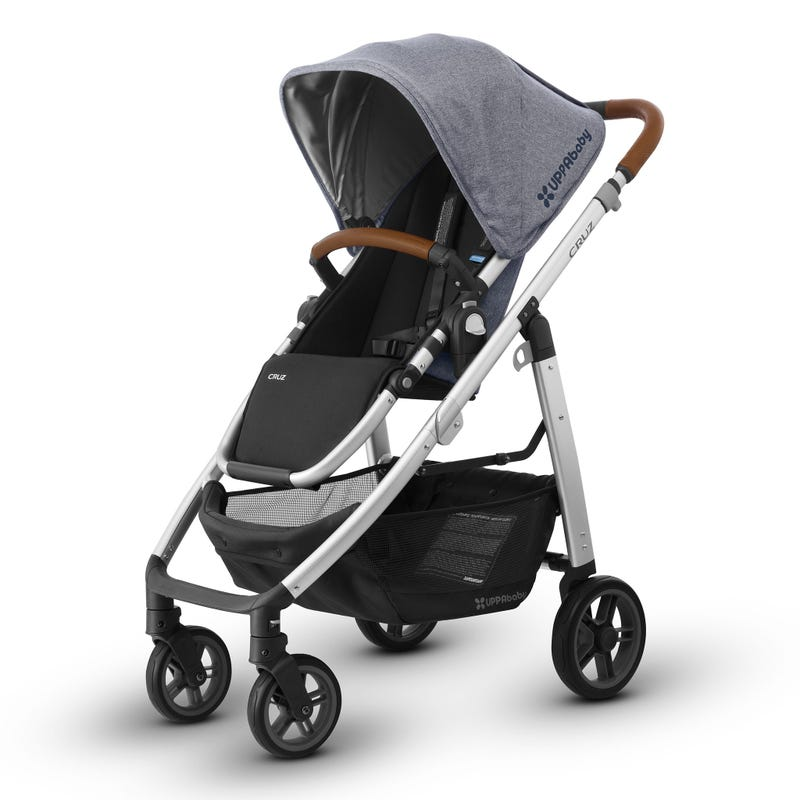Cruz Stroller - Gregory Blue