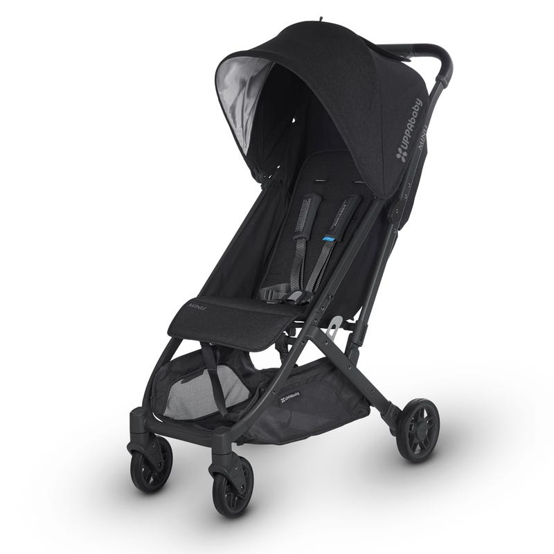 Minu Stroller - Jake Black