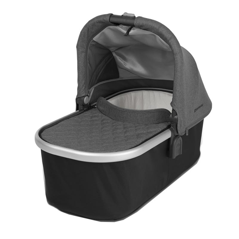 Vista/Cruz Bassinet - Jordan Charcoal