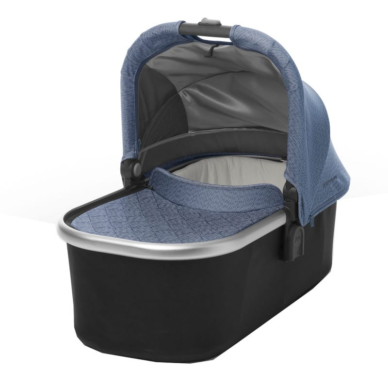 Vista/Cruz Bassinet - Henry Blue