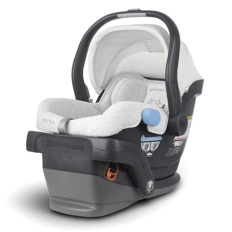 Mesa Car Seat 4-35lbs - Bryce White