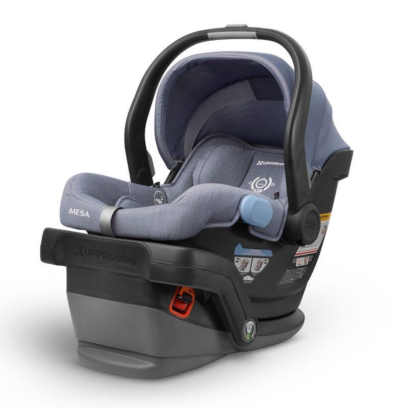 Mesa Car Seat 4-35lbs - Henry Blue