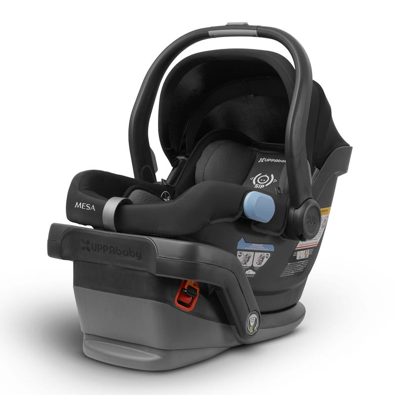Mesa Car Seat 4-35lbs - Jake Black