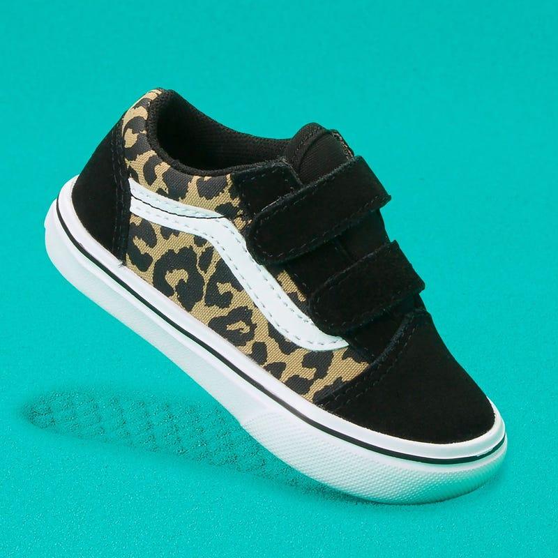 Comfycush Old Skool V Leopard