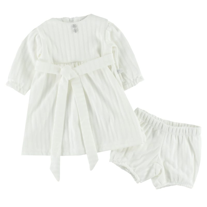 Baptism Dress 3-18m