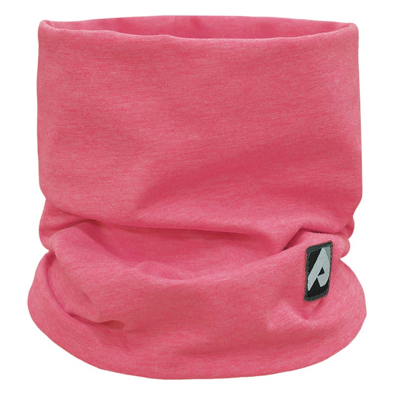 Cotton Jersey Neck Warmer 0-6y - Pink