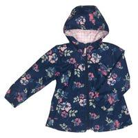 Flowers Mid-Season Jacket