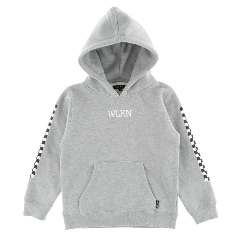 Checker hoodie 2-14