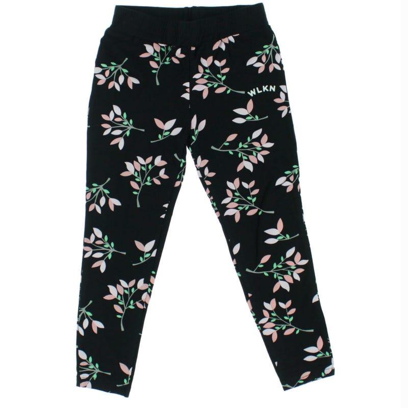 Floral Leggings 2-14y